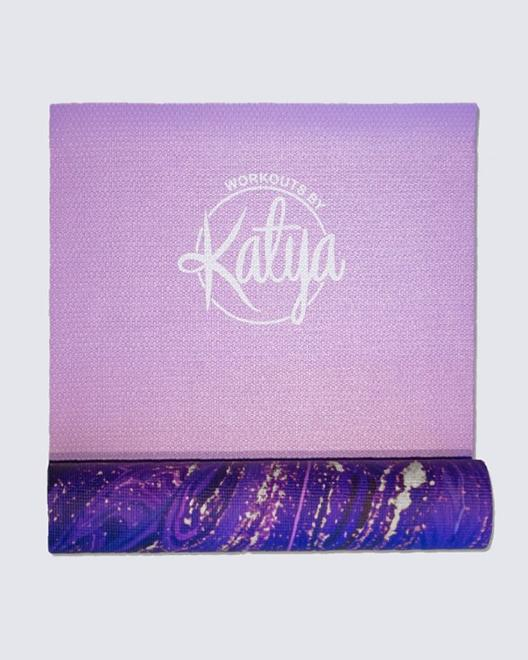 Galaxy Yoga Mat