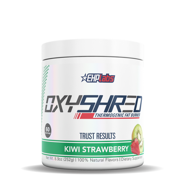 OXYSHRED - THERMOGENIC FAT BURNER