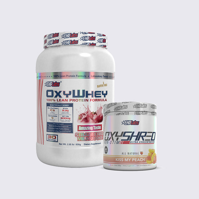 Thicc Challenge OxyWhey Bundle