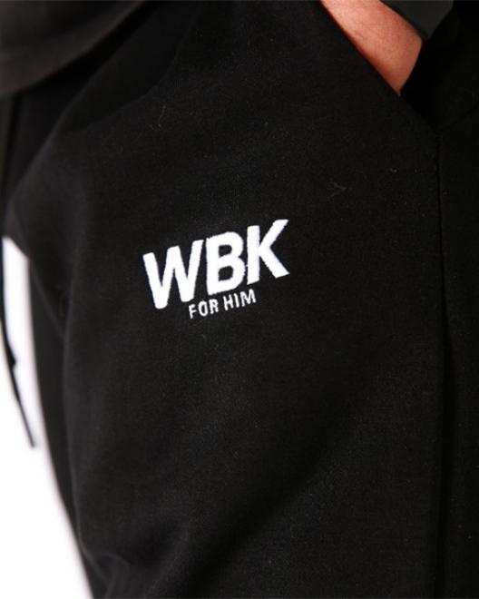 WBK For Him Joggers | BLACK