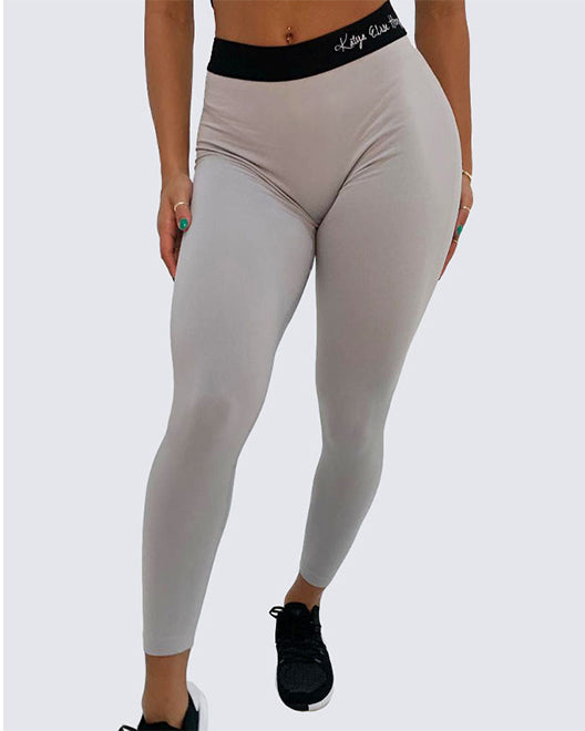 Saige Leggings | NEUTRAL GRAY