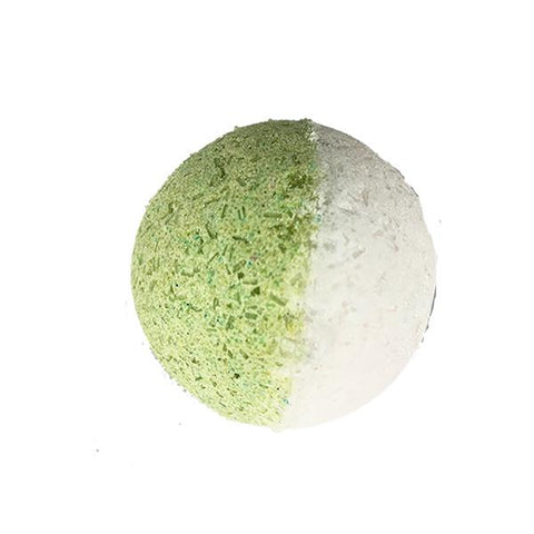 CBD Leaf 50mg CBD Bath Bomb - Cool water