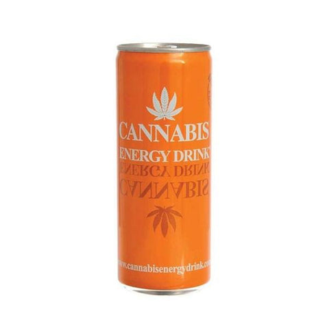 Cannabis Energy Drink - Mango