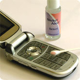 Testing for Nickel on a Cell Phone using Nickel Alert
