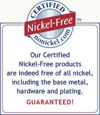 certified Nickel Free