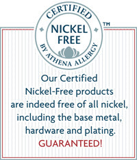 Certified Nickel Free is Important