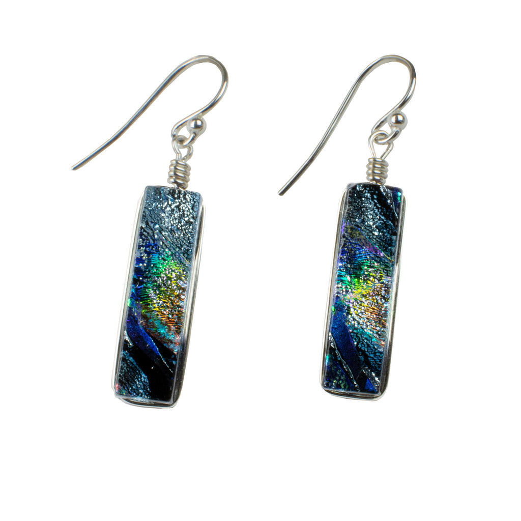 Looking Glass Falls Earrings - Silver | Nonickel.com, nickel free earrings