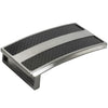"Titanium-Carbon Fiber Buckle (1¼"") by Nickel Smart®"