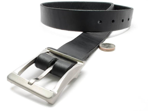 AJ Gun Belt - Twice as thick of leather for sturdines