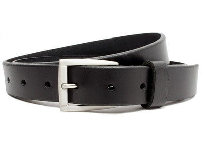 Nickel Free Belt - Ashe - Womens Black Belt By Nickel Smart® | Nonickel.com