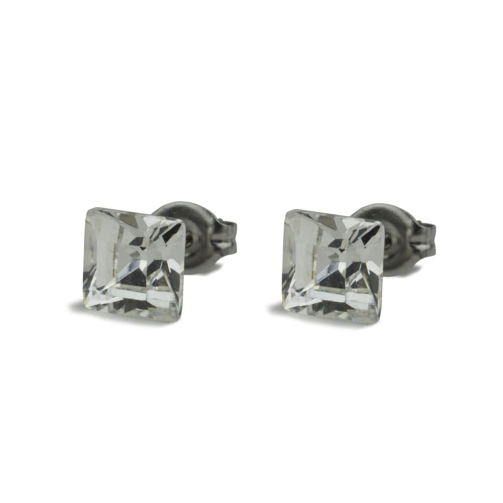 Nickel Free Earrings - Austrian Crystal Post Earrings By Nickel Smart | Nonickel.com