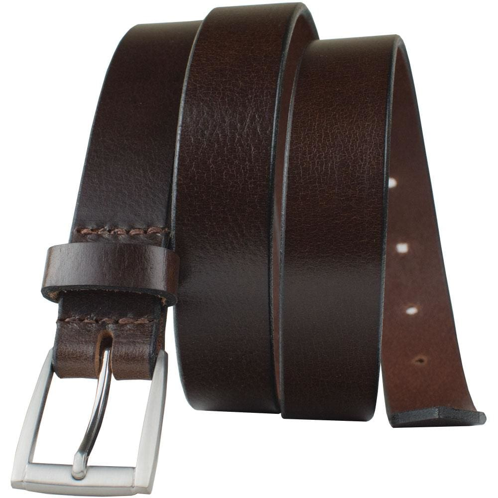 Avery - Womens Brown Belt By Nickel Smart® | Nonickel.com, nickel free, hypoallergenic