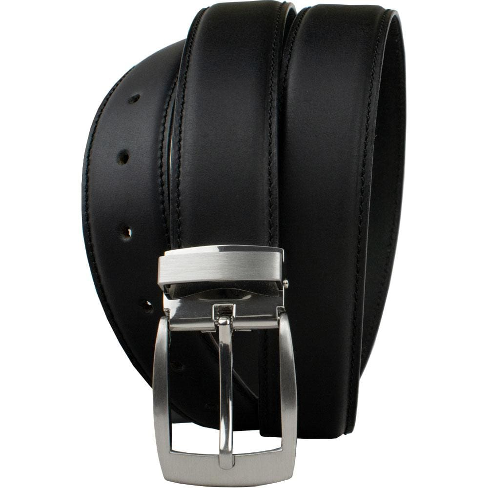 Black Dress Belt By Nickel Smart® | Nonickel.com, no nickel rash