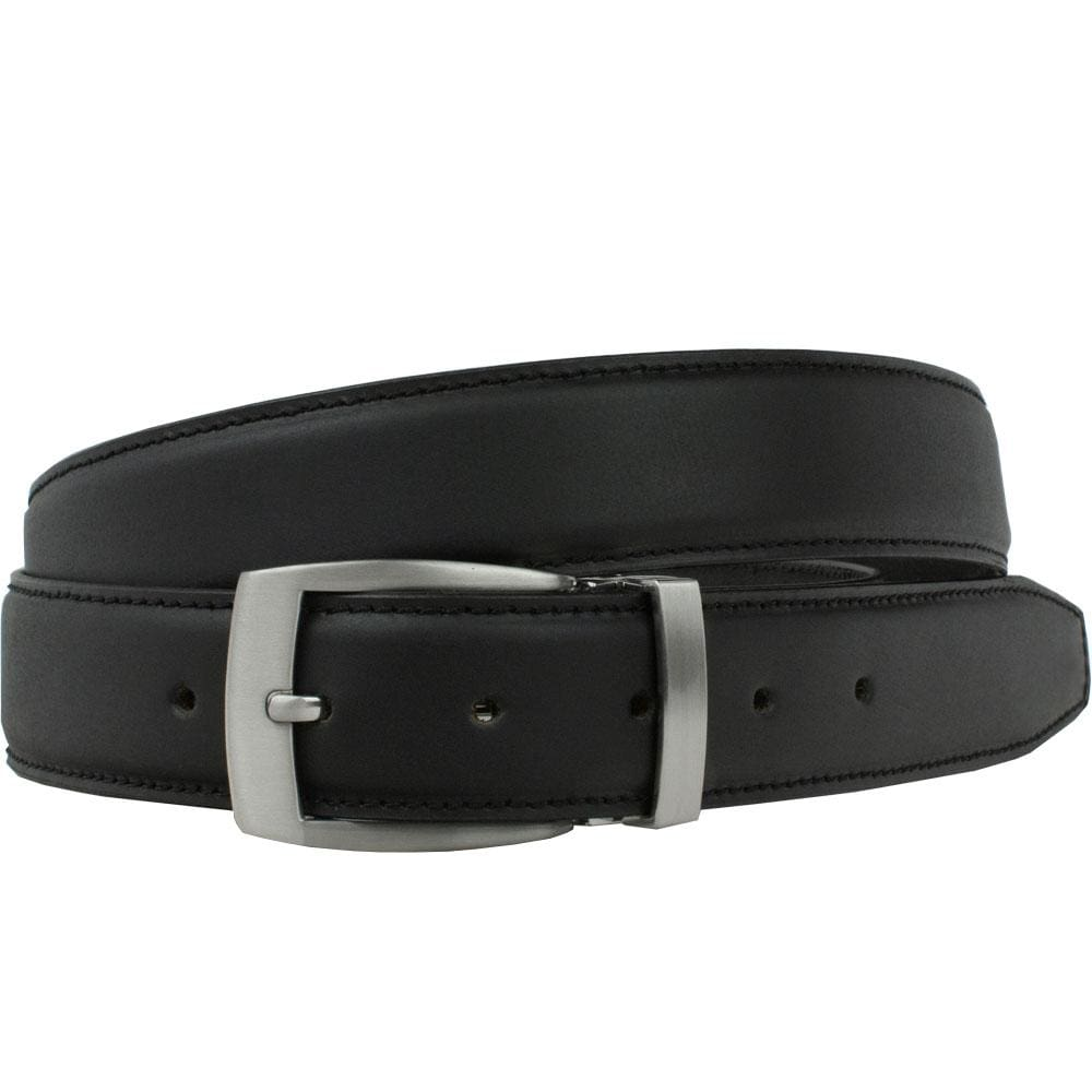 Black Dress Belt By Nickel Smart® | Nonickel.com, hypoallergenic