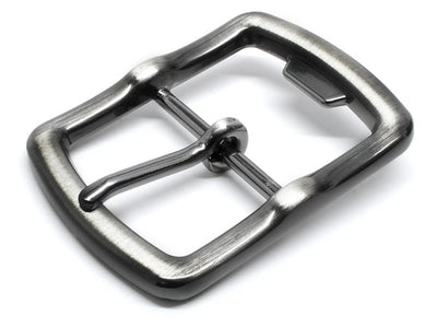 Nickel Free Buckles - Bottle Opener Buckle - Blemished (Gunmetal Gray) By Nickel Smart | Nonickel.com