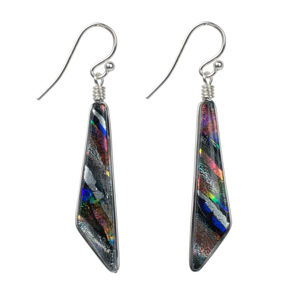 Cascades Earrings - Silver | Nonickel.com, nickel free earrings, hypoallergenic earrings