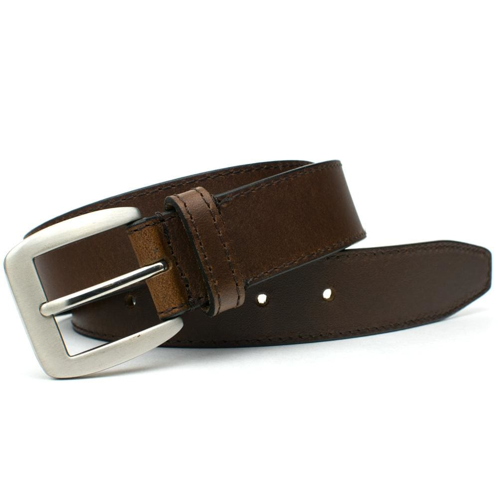Nickel Free Belt - Casual Brown Belt Ii By Nickel Smart® | Nonickel.com