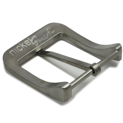 Nickel Free Buckles - Casual Titanium Buckle (1½) By Nickel Smart® | Nonickel.com