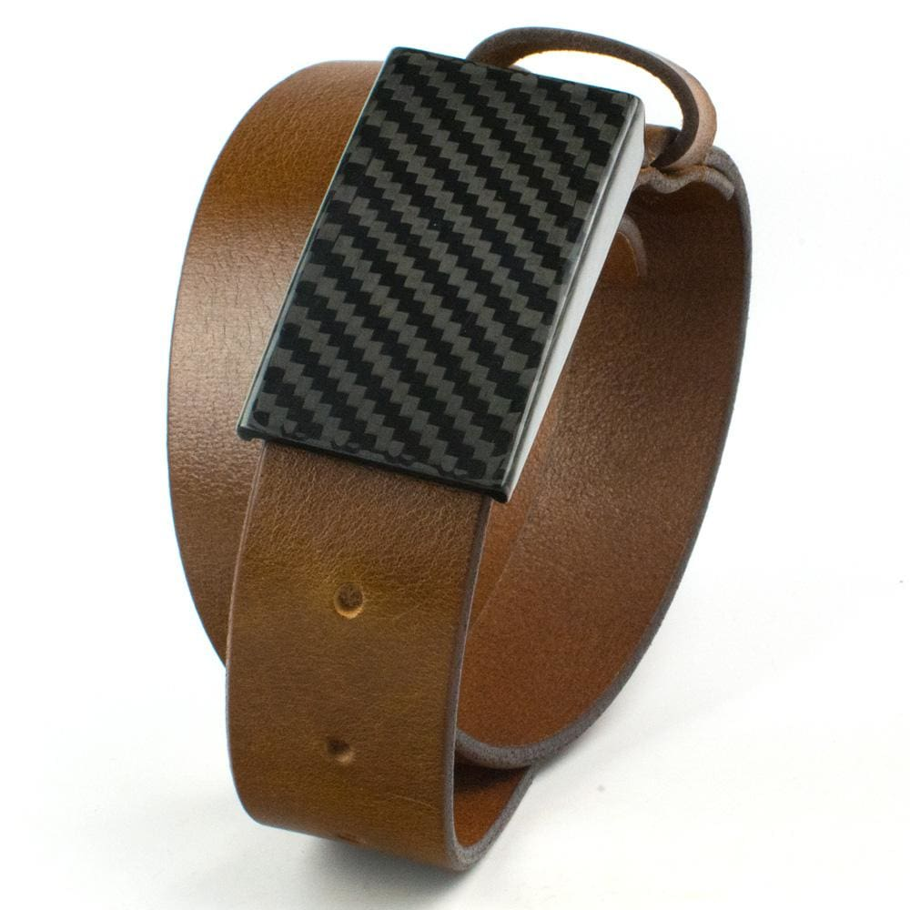 CF 2.0 Brown Belt By Nickel Smart® | Nonickel.com, no nickel, hypoallergenic