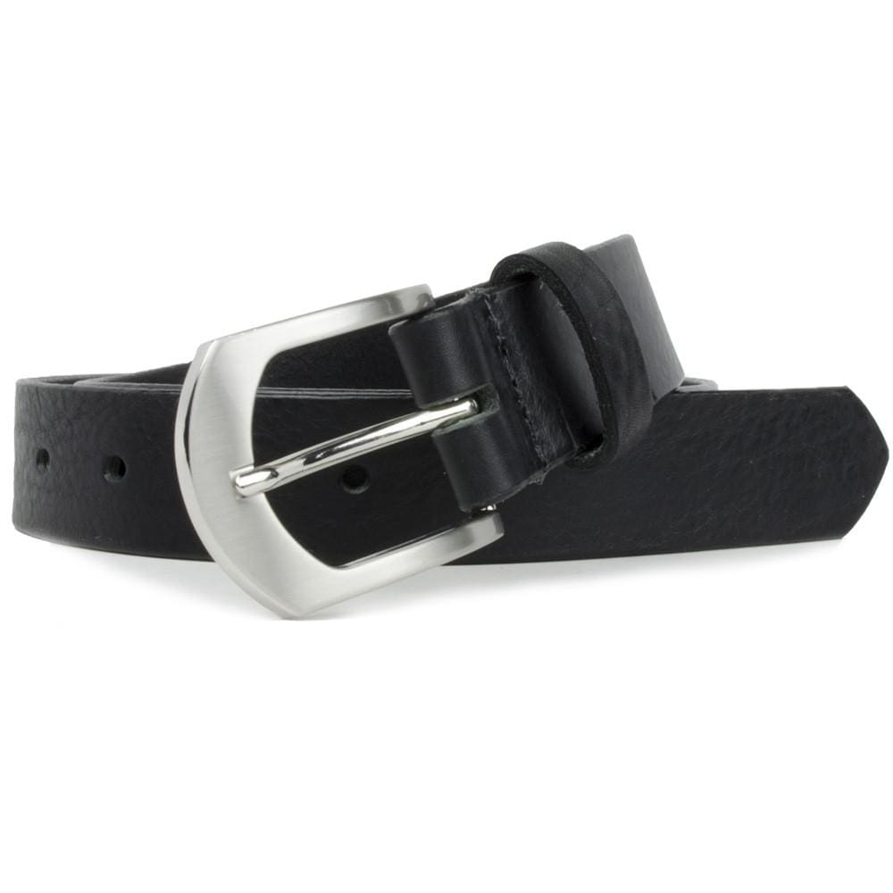 Nickel Free Belt - Deep River Black Belt By Nickel Smart® | Nonickel.com