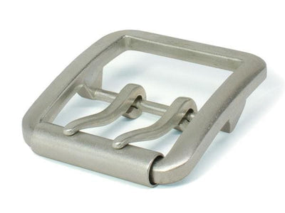 Nickel Free Buckles - Double Pin Roller Buckle (1½) By Nickel Smart® | Nonickel.com