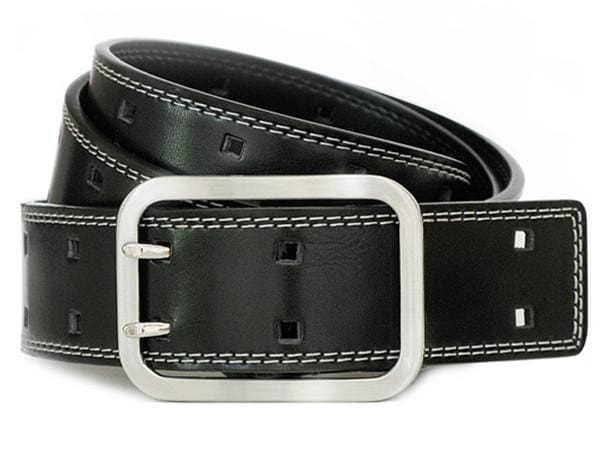 Nickel Free Belt - Double Pin Square Belt By Nickel Smart® | Nonickel.com
