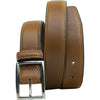 The Entrepreneur Titanium Belt (Tan) by Nickel Smart®