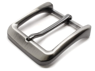 Nickel Free Buckles - Gunmetal Gray Casual Buckle (1½) By Nickel Smart® | Nonickel.com