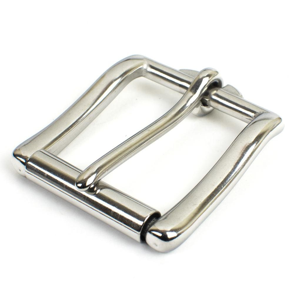 Nickel Free Buckles - Heavy Duty Stainless Steel Roller Buckle (1½ ) By Nickel Smart® | Nonickel.com