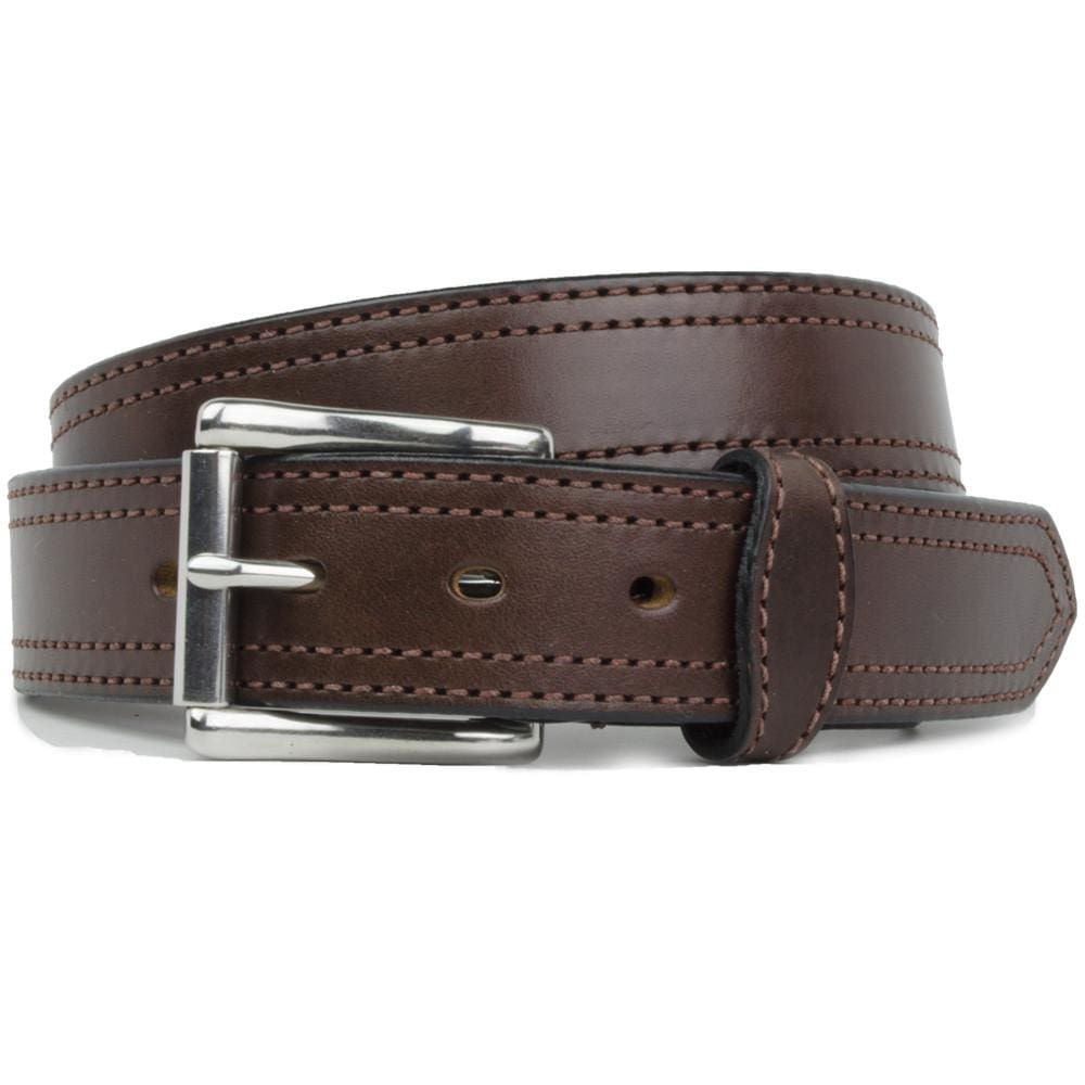 Nickel Free Belt - Heavy Duty Work Belt (Brown) By Nickel Smart® | Nonickel.com