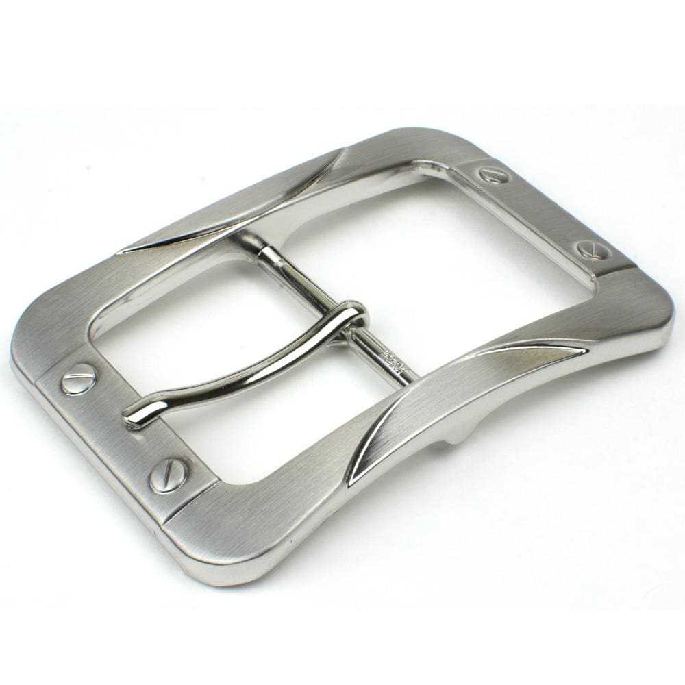 Nickel Free Buckles - Journeyman Center Bar Buckle (1½) By Nickel Smart® | Nonickel.com