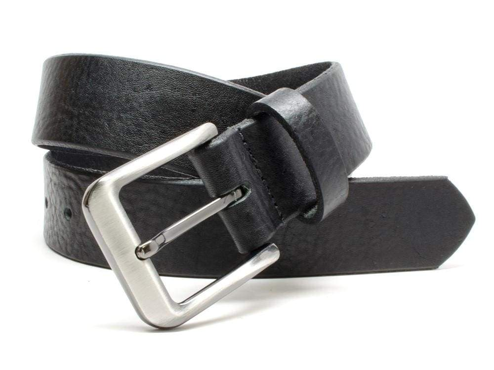 Nickel Free Belt - New River Black Belt (Blemished) By Nickel Smart | Nonickel.com