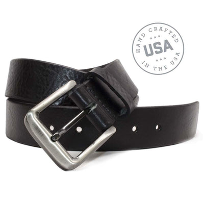 Nickel Free Belt - New River Black Belt By Nickel Smart® | Nonickel.com