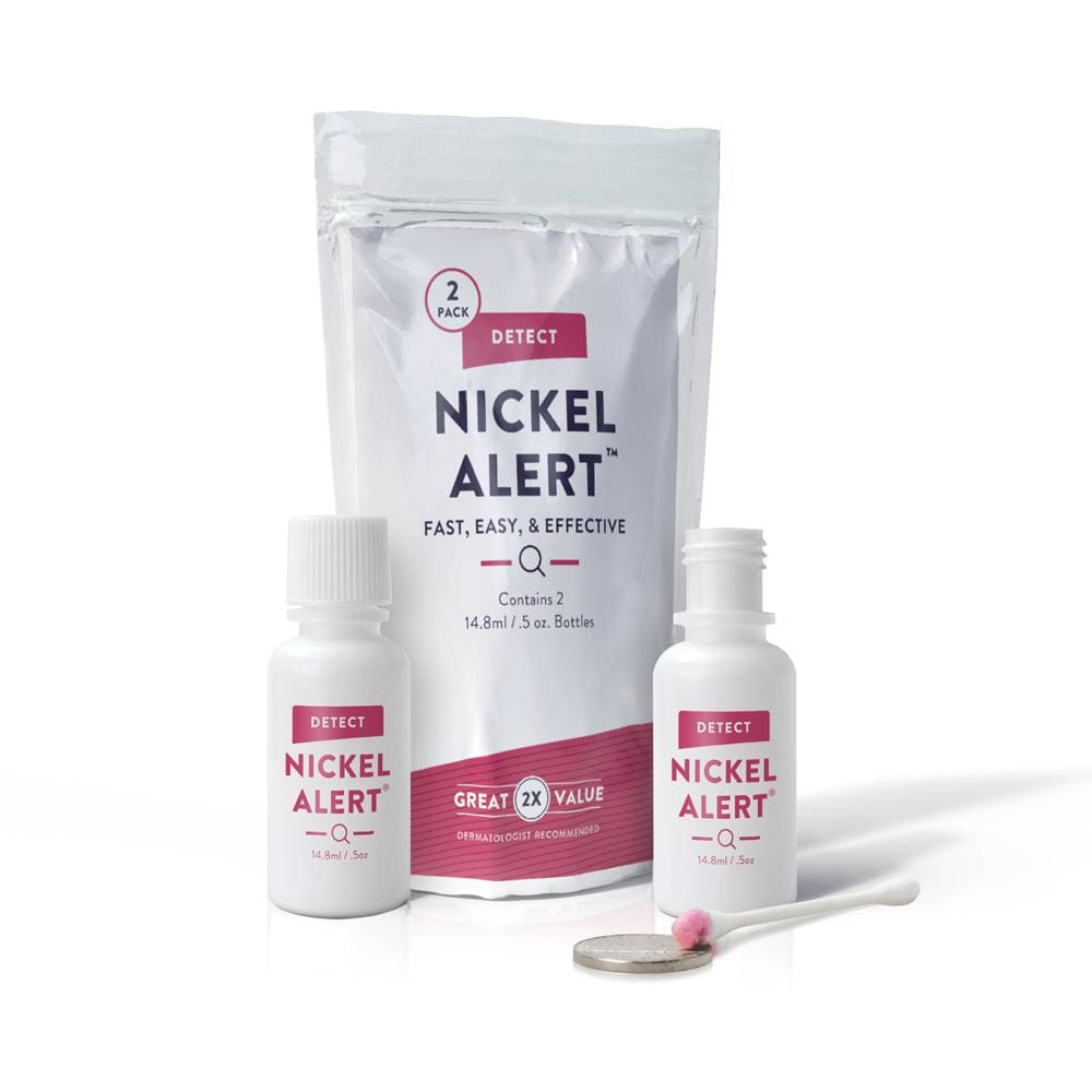Problem Solvers - Nickel Alert Convenient 2-Pk | Nonickel.com