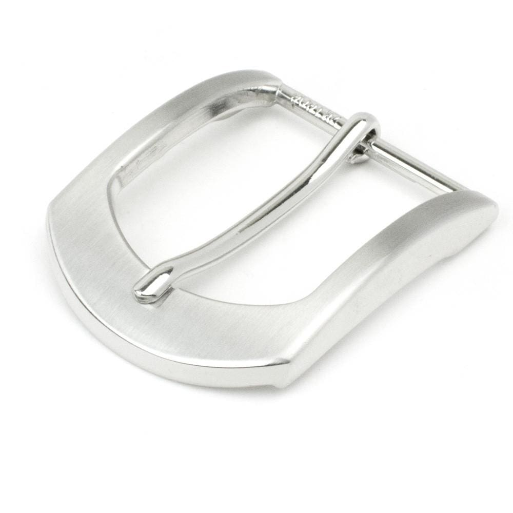 Nickel Free Buckles - Silver Arch (Blemished) Buckle (1 ) By Nickel Smart® | Nonickel.com