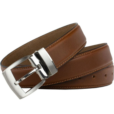 Nickel Free Belt - Tan Dress Belt By Nickel Smart® | Nonickel.com