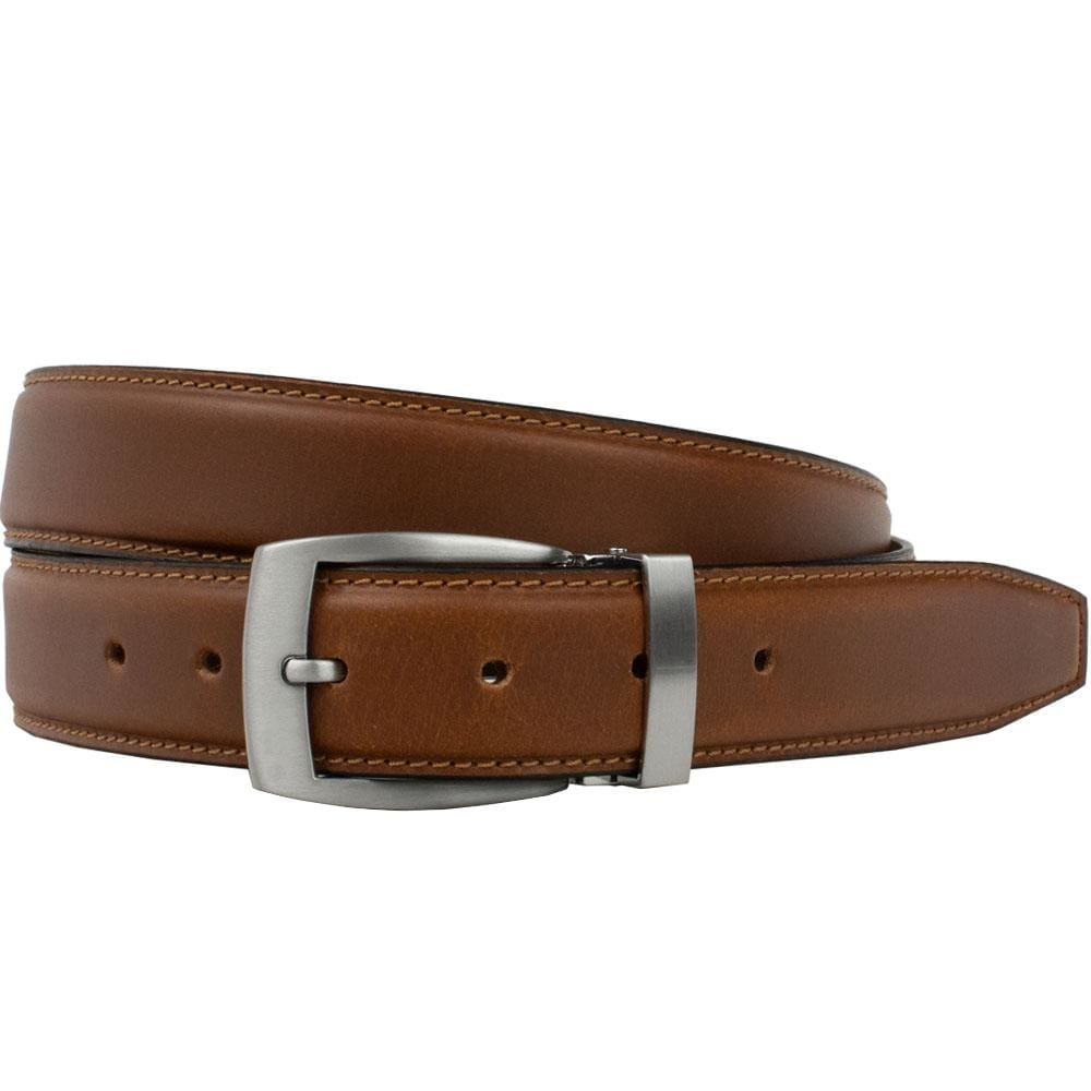 Tan Dress Belt By Nickel Smart® | Nonickel.com, hypoallergenic