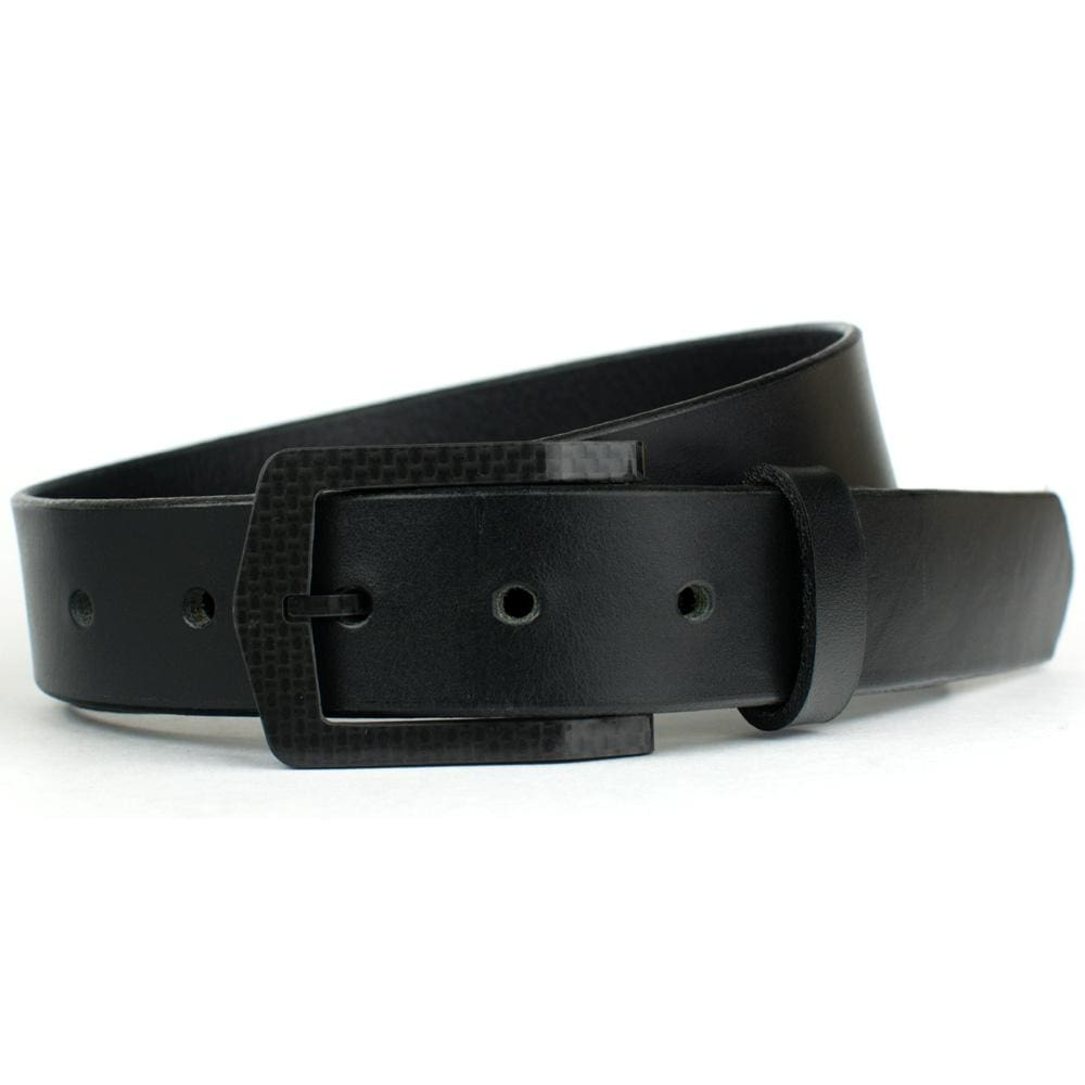 Nickel Free Belt - The Stealth Black Belt By Nickel Smart® | Nonickel.com