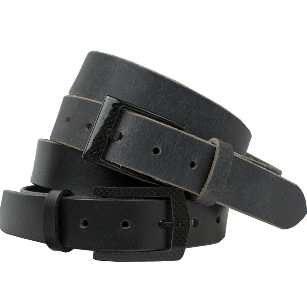 The Trekker Belt Set By Nickel Smart® | Nonickel.com, nickel free, hypoallergenic, carbon fiber