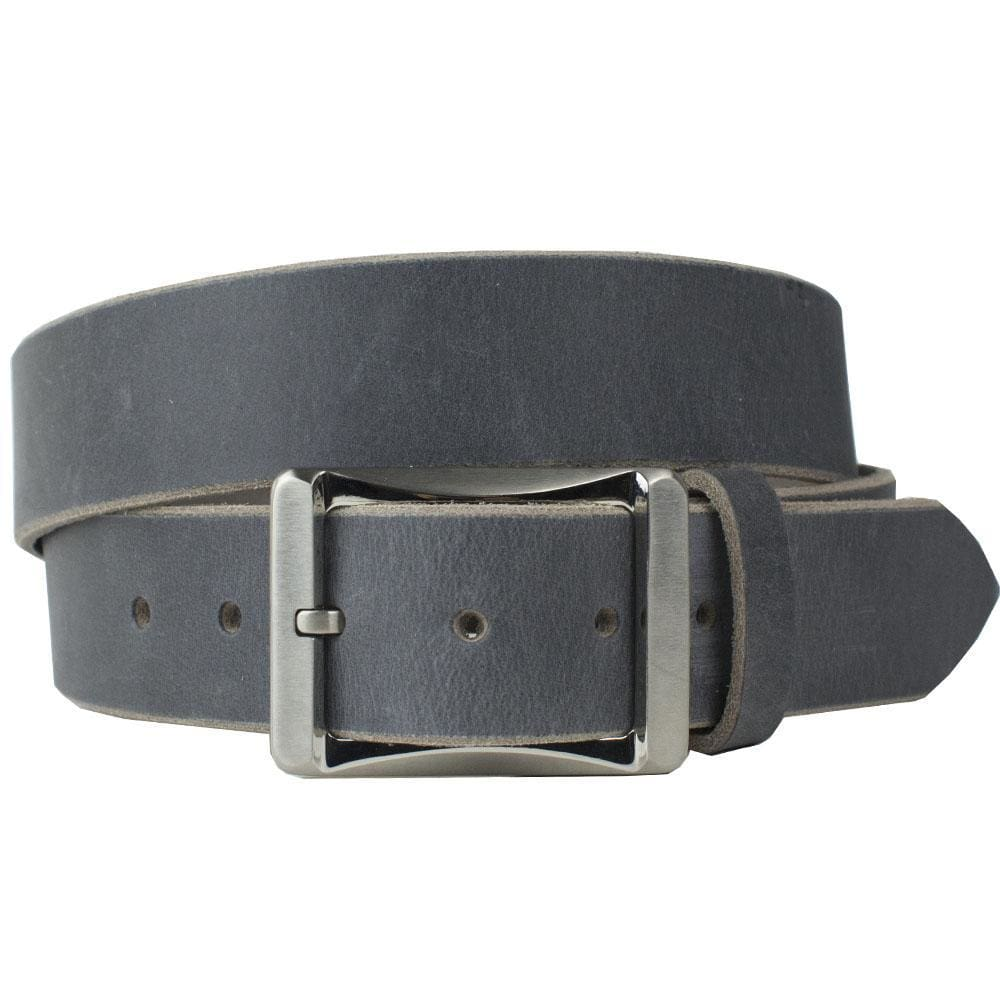 Titanium Work Belt (Distressed Gray) By Nickel Smart® | Nonickel.com, work belt, casual belt