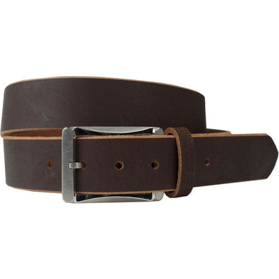 Nickel Free Belt - Titanium Work Belt Ii (Brown) By Nickel Smart® | Nonickel.com
