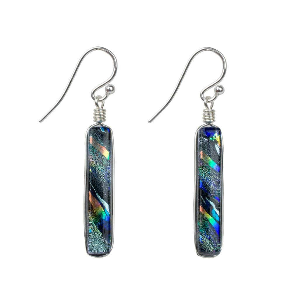 Nickel Free Earrings - Twin Falls Earrings - Silver | Nonickel.com