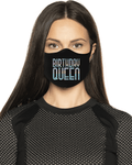 Birthday Queen Holographic Face Mask