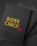 Boss Chick Black Journal