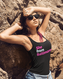 She From Baltimore Tank Top