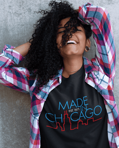 Made in Chicago Women's Sweatshirt