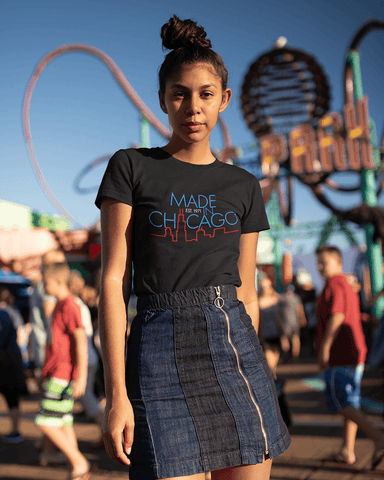 Made in Chicago Women's T-Shirt