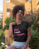 She From Queens T-Shirt