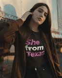 She From Texas T-Shirt