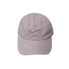 Grey Dowtown Dad Hat